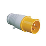 16A/32A/63A/125A Industrial Plugs IP44 (Round)