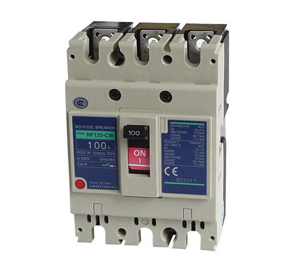 NF-CW Moulded Case Circuit Breaker